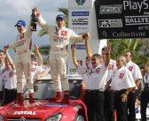 Hoy se cumplen 15 años de la victoria de Jesús Puras en el Rally Tour de Corsé