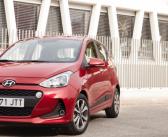 El Hyundai i10 se renueva para ofrecer un diseño más atractivo y la última tecnología