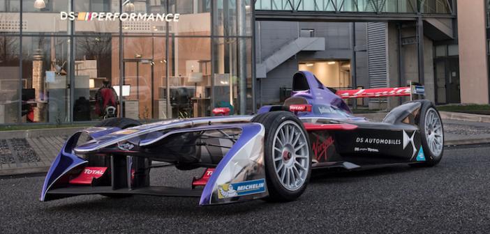 DS Automobiles constructor oficial FIA en el Campeonato de la Fórmula E