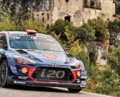 Dani Sordo abandona y Kris Meeke lidera la prueba al termino de la segunda etapa del Rally RACC