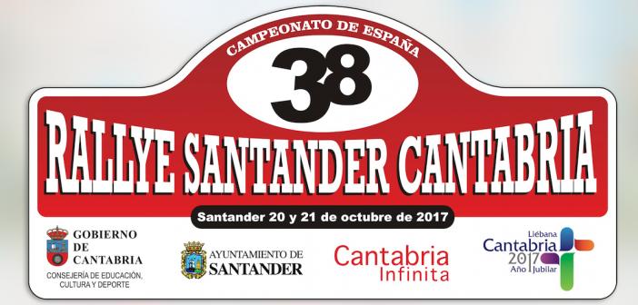 Comienza la semana del motor con el 38 Rallye Santander-Cantabria