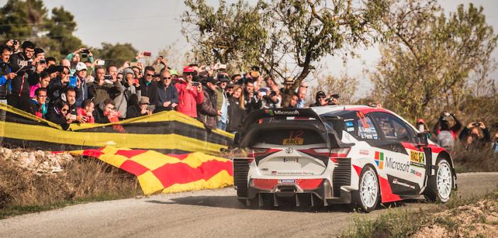 Toyota GAZOO Racing WRC confirma a Ott Tänak como piloto para 2018