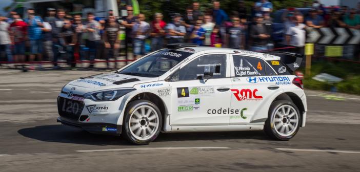 Hyundai quiere el titulo y la victoria en el Rallye de Santander-Cantabria