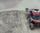 Jose Luis Peña completa una etapa más del Dakar y mantienen la cuarta plaza de la general