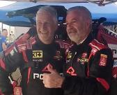 José Luis Peña y Rafael Tornabell ya están en el podio tras la décimo segunda etapa del Dakar