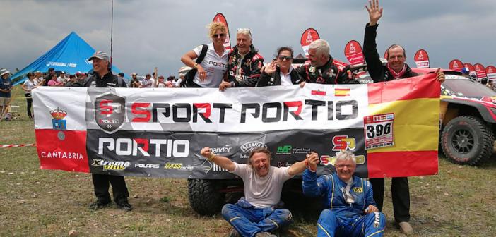 José Luis Peña cumple su sueño y concluye el Dakar más duro de la última década