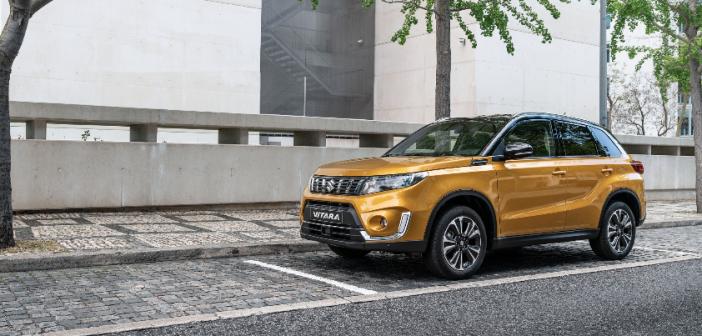 El nuevo Suzuki Vitara llega a últimos de este mes de septiembre