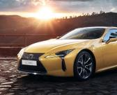 Nuevo Lexus LC 500h Yellow Edition
