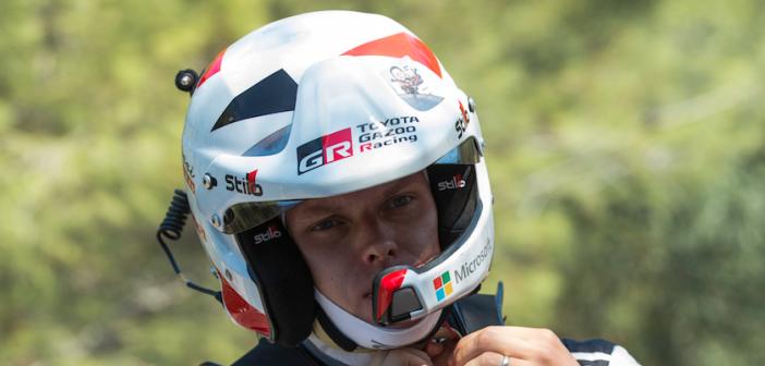 Ott Tanak se mete en la lucha por el titulo tras imponerse en el Rallye de Turquia
