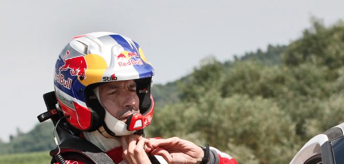 El mundialista Carlos del Barrio participará con un Car-cross en el Slalom de Navidad