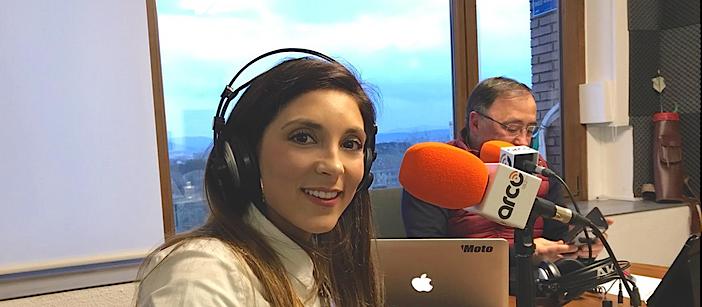 Sara Fernández participará como piloto en la Copa RAC Vasco Navarro al volante de un Ford Focus