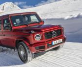 Ya se pueden realizar pedidos del nuevo Clase G de Mercedes-Benz que llegará en primavera