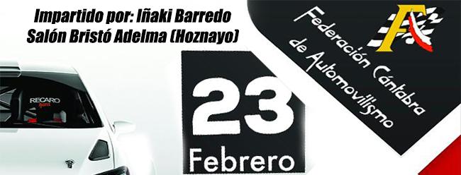 Iñaki Barredo será el protagonista este próximo sábado de una interesante Charla Coloquio en el Adelma
