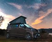 Toyota presenta su Proace Verso Camper, otra manera de vivir el ocio