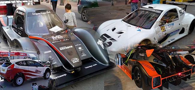 Excelente fin de semana para los pilotos y equipos cántabros