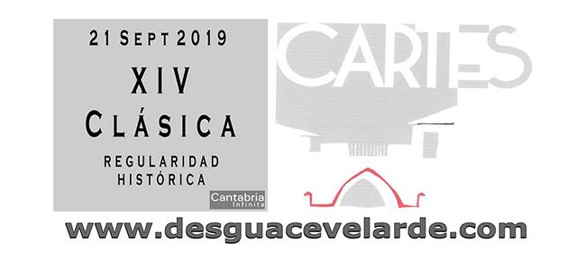 "La Clásica Cantabria Infinita pasa a denominarse ""Clásica Cartes de Regularidad Histórica"""