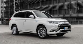 Ya son 200.000 unidades las vendidas en el mundo del Mitsubishi Outlander PHEV