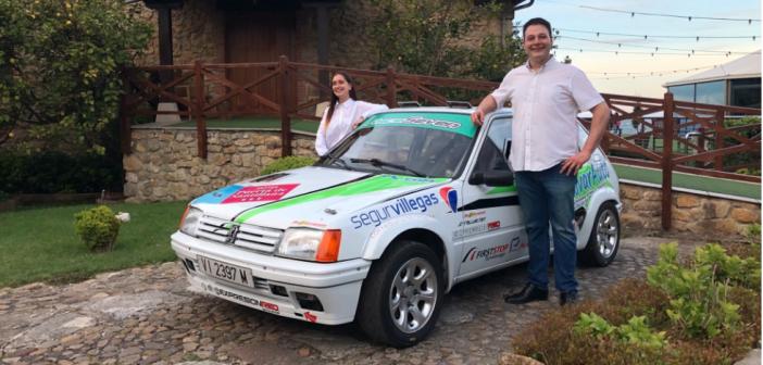 Álvaro Iglesias y Judith Ruiz presentan sus planes deportivos para el 2019