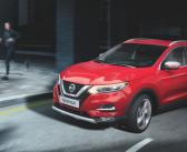 Nueva versión N-Motion para el Nissan Qashqai