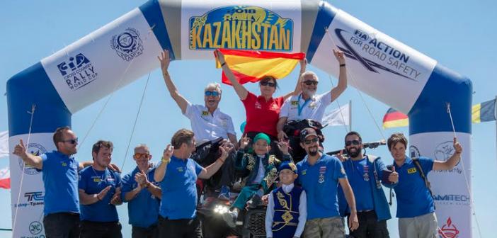 Nuevo desafío para José Luis Peña en el Rally Kazakhstán