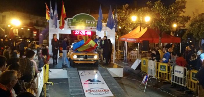 Varios equipos cántabros participan en el Rallye de Asturias Histórico que ha comenzado hoy