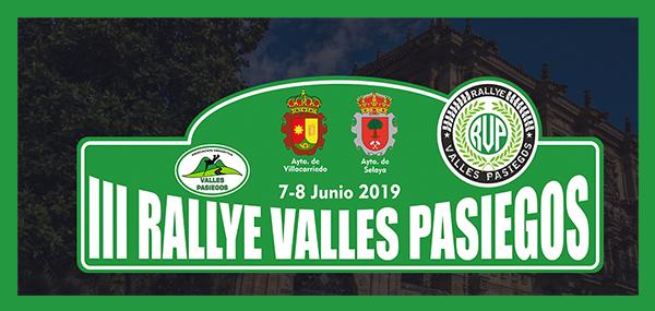 Hoy a las 21 horas se presenta el III Rallye Valles Pasiegos en el Centro Civico de Villacarriedo