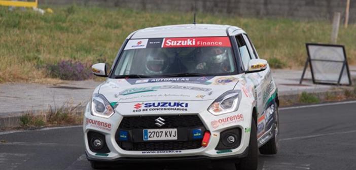 Óscar Sarabia lider en la Suzuki y Aaron Zorrilla en la Júnior. ¿Se puede pedir más?