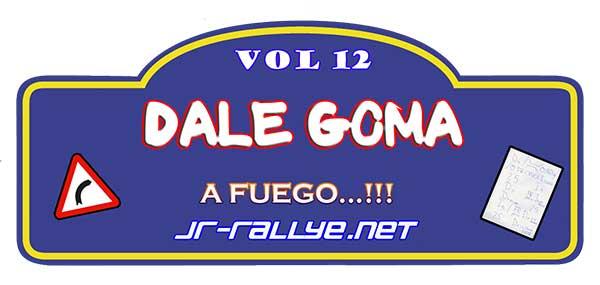 La productora de video JR-Rallye presenta su «Dale Goma» Volumen 12