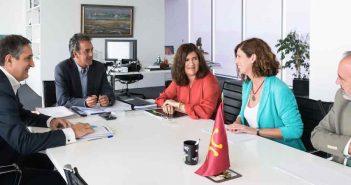 ASECOVE se reúne con Francisco Martin, consejero de Innovación, Industria, Transporte y Comercio