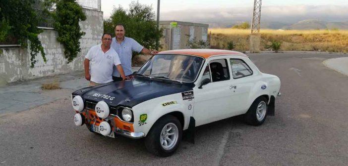 El copiloto cántabro Serafín Vaz, participa este fin de semana Vosges Rally Festival