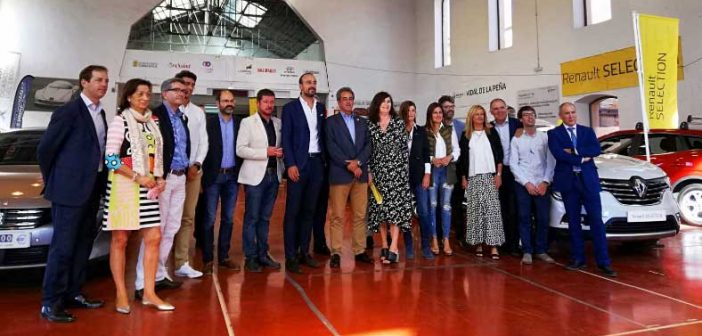 Inaugurado el Salón del Motor que durante todo el fin de semana oferta cerca de 400 vehículos en Torrelavega.