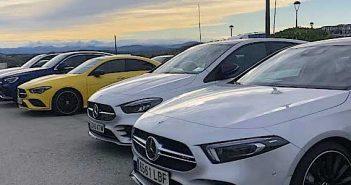 El Mercedes Days Test 2019 paso por Cantabria