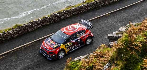 Citroën Racing se retira definitivamente del Campeonato del Mundo de Rallies tras marcharse Ogier
