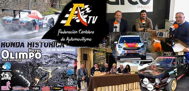 Disponible el último programa de 321 Motor Radio emitido hoy miércoles 20 de noviembre