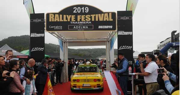 El Rally Festival Hoznayo 2020 tendrá un tramo espectáculo en el Circuito de Karting La Roca