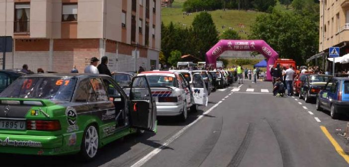 El Rallysprint Los Corrales de Buelna-Cieza sigue adelante para esta temporada