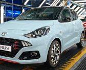 Hyundai Motor ha anunciado que ya ha comenzado la producción del Nuevo i10 N Line
