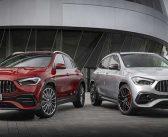 Llegan los nuevos Mercedes-AMG GLA 35 4MATIC Y GLA 45 S 4MATIC+