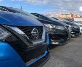 Importante aumento en las matriculaciones de automoviles en el mes de Julio en Cantabria