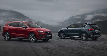 El SEAT Ateca se renueva con la llegada de la versión 2020
