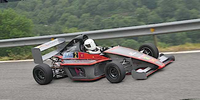 Fernando Crespo adquiere un formula Outeda MK II para participar en pruebas de montaña