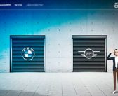 Grünblau Motor en el primer salón del automóvil virtual de BMW y MINI