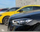 El Mercedes-Benz Test Day, paso un año más por Cantabria