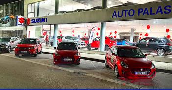 Interesantes ofertas en Suzuki Auto Palas durante hoy, mañana y el sábado