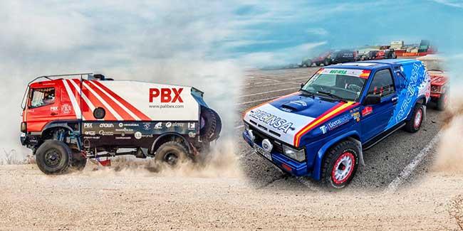 Dos cántabros estarán en el Dakar 2021