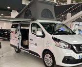 La Nissan NV 300 Camper en el concesionario Nissan Blendio Parayas