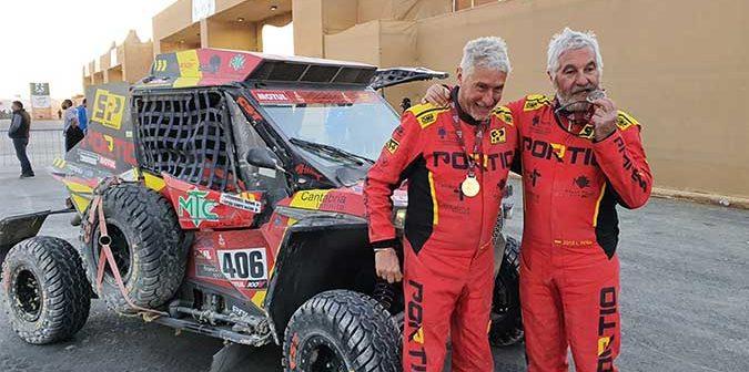 Jose Luis Peña regresa a la competición la próxima semana en el Andalucia Rally
