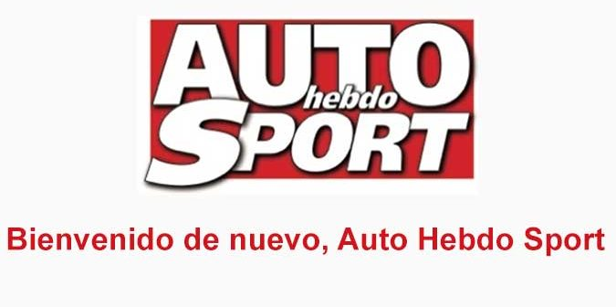 Auto Hebdo Sport regresa a los kioscos y su director nos cuenta todos los detalles en 321 Motor