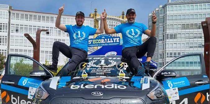 Eneko Conde logra su sexto titulo de Campeón de España de Energías Alternativas